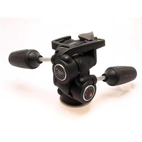 Manfrotto 804RC2 Basic Pan & Tilt Head QR thumbnail