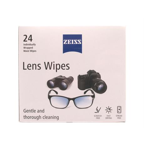 Zeiss Lens Wipes - 24 Pack thumbnail