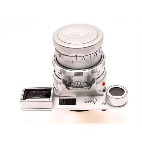 Leica 50mm F2 Close Focus thumbnail