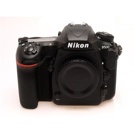 Nikon D500 Body Only thumbnail