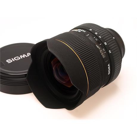 Sigma 12-24mm F4.5-5.6 EX DG HSM - Nikon AF thumbnail