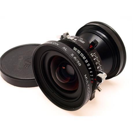Schneider 58mm F5.6 Super Angulon XL thumbnail