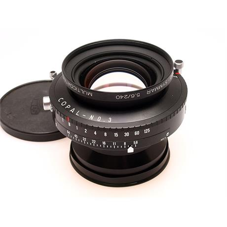 Schneider 240mm F5.6 Apo Symmar thumbnail
