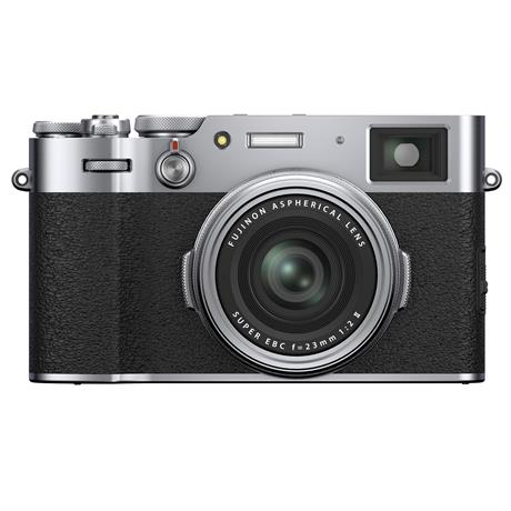 Fujifilm X100V - Silver thumbnail