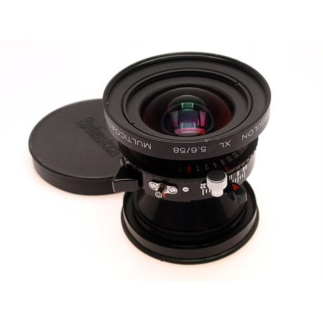 Schneider 58mm F5.6 Super Angulon XL thumbnail