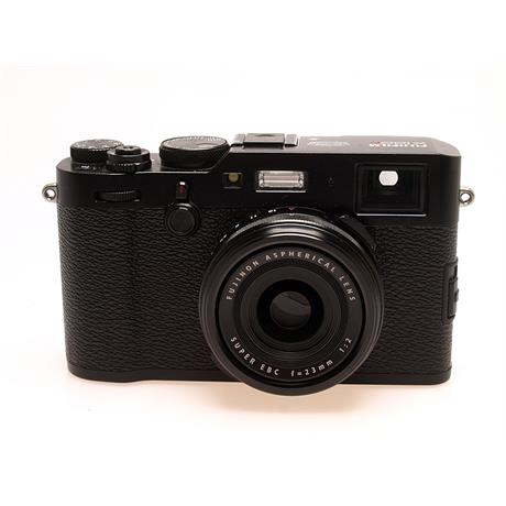Fujifilm X100F Black + Case thumbnail