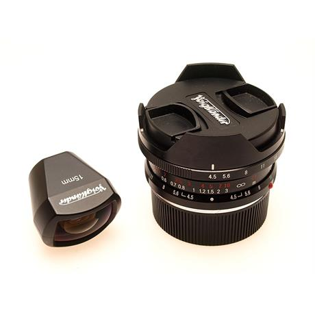 Voigtlander 15mm F4.5 + Finder thumbnail