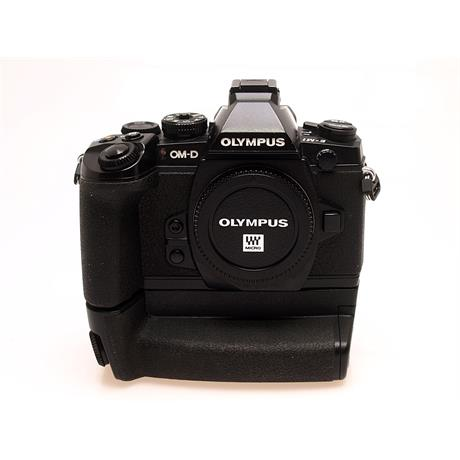 Olympus OMD EM-1 Body Only + HLD7 Grip thumbnail