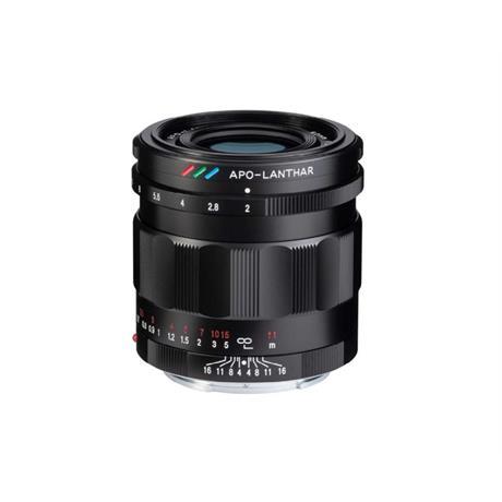 Voigtlander 50mm F2 Apo Lanthar Asph - Sony E  thumbnail