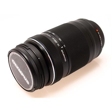 Olympus 75-300mm F4.8-6.7 ED II M.Zuiko thumbnail