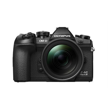 Olympus OM-D E-M1 III + 12-40mm Pro thumbnail