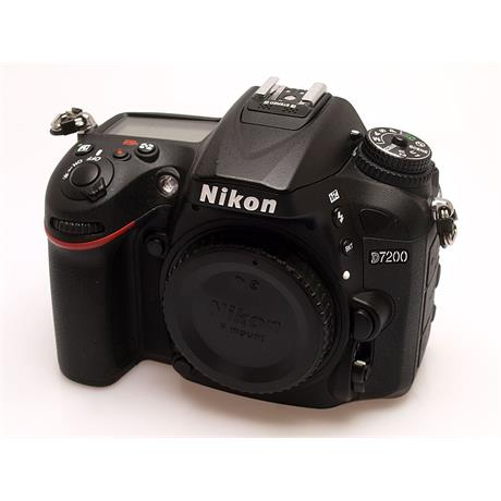 Nikon D7200 Body Only thumbnail