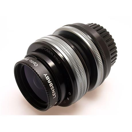 LensBaby Composer Pro + Sweet 35 - Micro 4/3rds thumbnail
