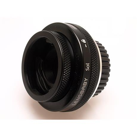 LensBaby Sol 22mm F3.5 - Micro 4/3rds thumbnail