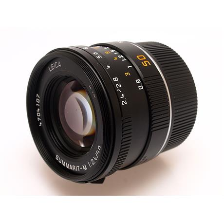 Leica 50mm F2.4 M Black 6bit thumbnail