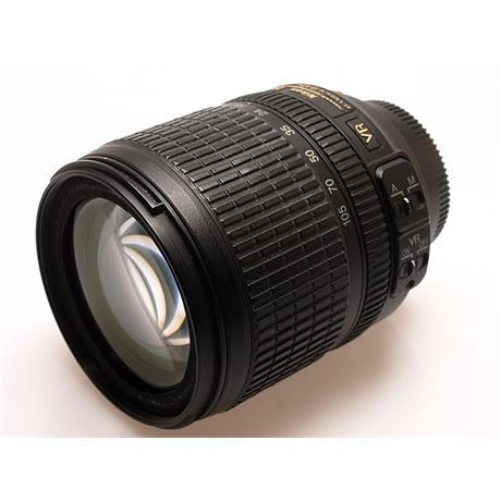 Nikon 18-105mm F3.5-4.5 G AFS ED DX VR thumbnail