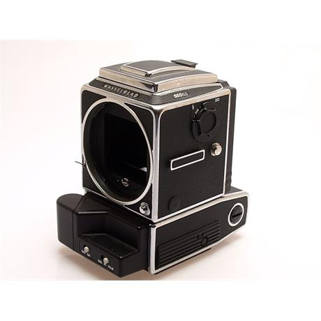 Hasselblad 555ELD Chrome Body Only thumbnail