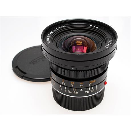 Leica 21mm F2.8 M Black thumbnail