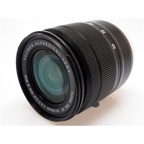 Fujifilm 16-50mm F3.5-5.6 OIS XC thumbnail
