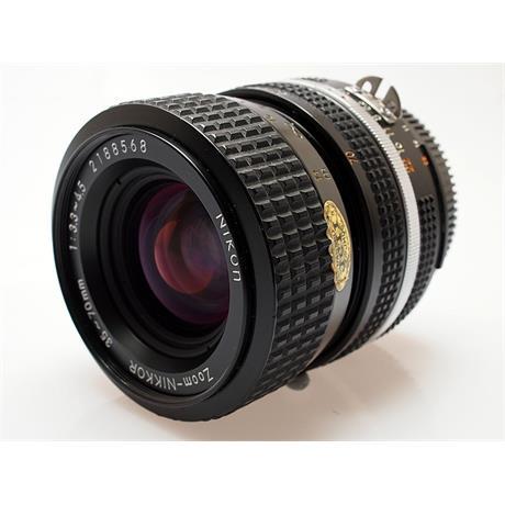 Nikon 35-70mm F3.3-4.5 AIS thumbnail