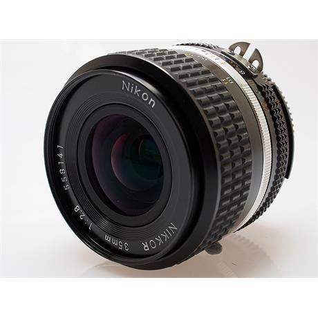 Nikon 35mm F2.8 AIS thumbnail