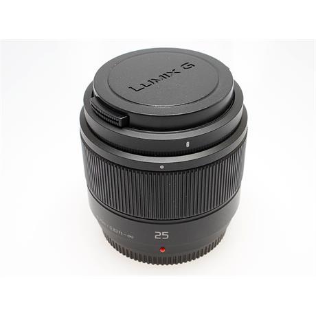Panasonic 25mm F1.7 ASPH thumbnail