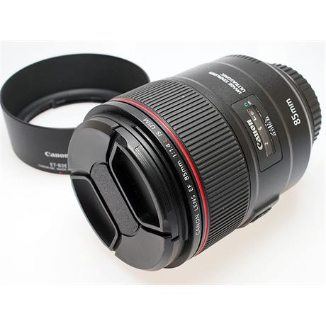 Canon 85mm F1.4 L IS USM thumbnail