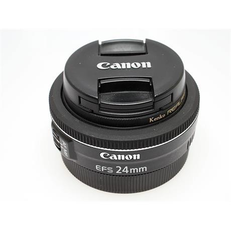 Canon 24MM F2.8 STM EFS thumbnail