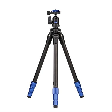 Benro Slim Tall CF Tripod with N00 Ballhead thumbnail