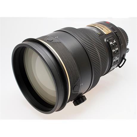 Nikon 200mm F2 G AFS VR thumbnail