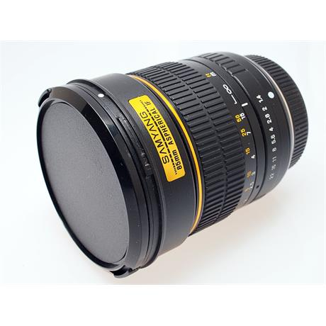 Samyang 85mm F1.4 IF MC AS - 4/3rds thumbnail