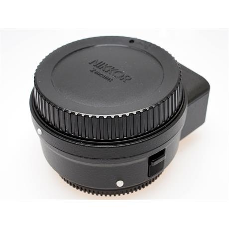 Nikon FTZ Mount Adapter thumbnail
