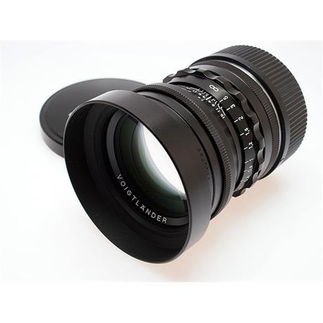 Voigtlander 50mm F1.5 Nokton ASPH VM Classic - Black thumbnail