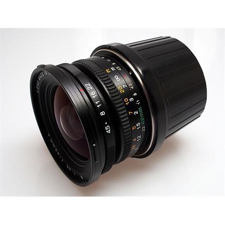 Mamiya 43mm F4.5 L + Finder thumbnail