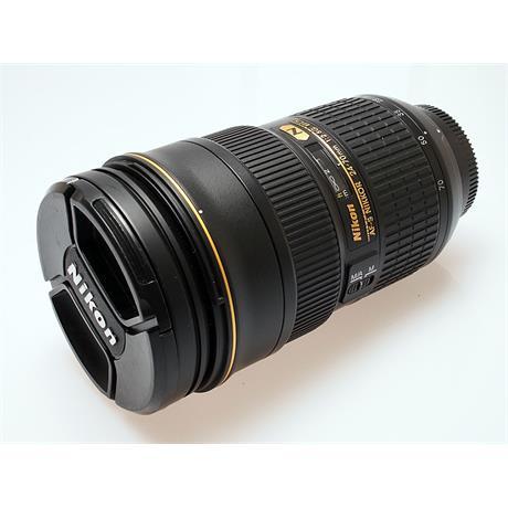 Nikon 24-70mm F2.8 G AFS ED thumbnail