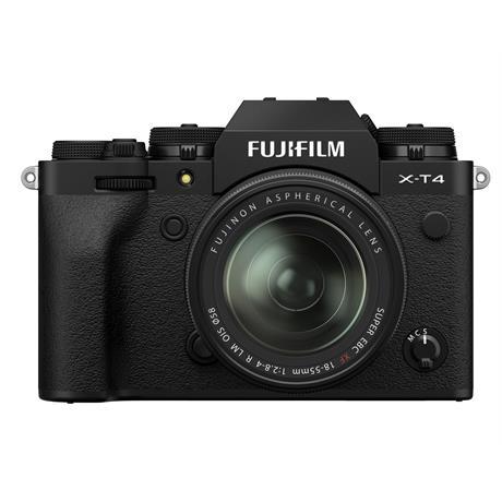 X-T4 + 18-55mm XF - Black ~ Fujifilm Promotion thumbnail