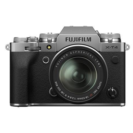 X-T4 + 18-55mm XF - Silver ~ Fujifilm Promotion thumbnail