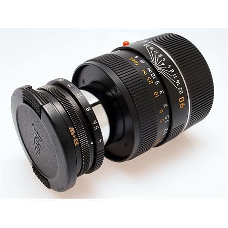 Leica 90mm F4 Macro M Set 6bit thumbnail