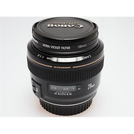 Canon 28mm F1.8 USM thumbnail