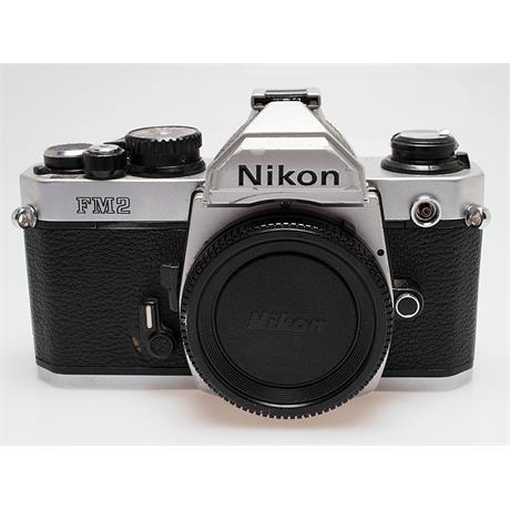 Nikon FM2N Chrome Body Only thumbnail