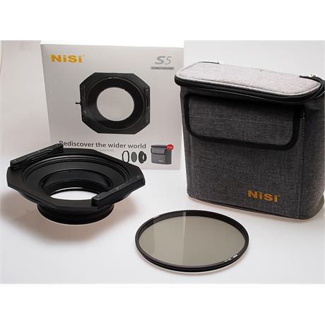 Nisi S5 Filter Holder + Circular Polariser + Case thumbnail