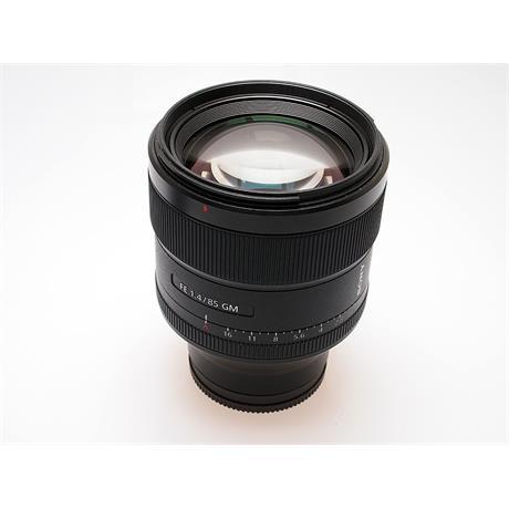 Sony 85mm F1.4 GM FE G Master thumbnail