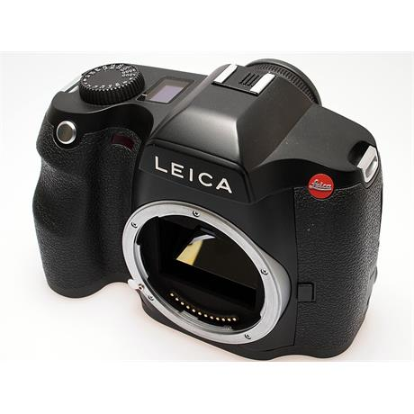 Leica S2 Black Body Only thumbnail