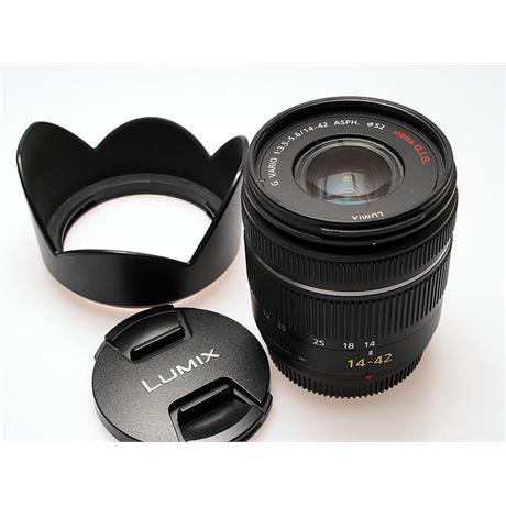 Panasonic 14-42mm F3.5-5.6 Asph OIS thumbnail
