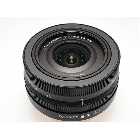Nikon 16-50mm F3.5-6.3 VR DX Z thumbnail