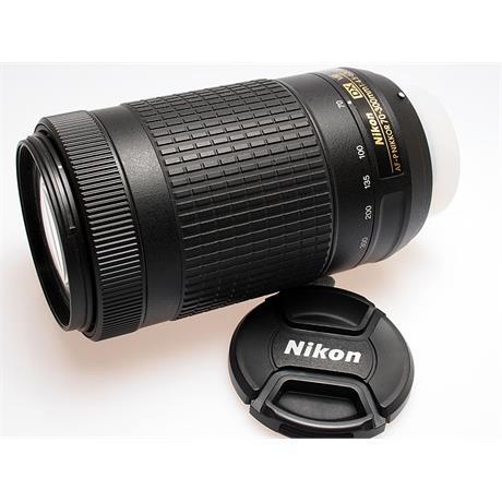 Nikon 70-300mm F4-6.3 G AF-P VR thumbnail