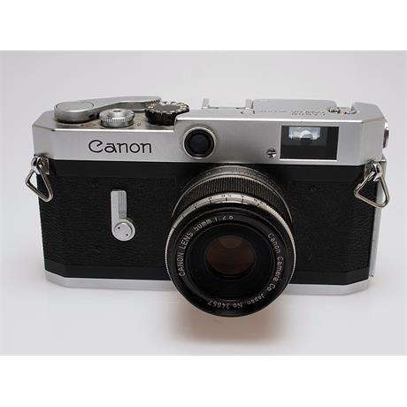 Canon P Chrome + 50mm F2.8 thumbnail