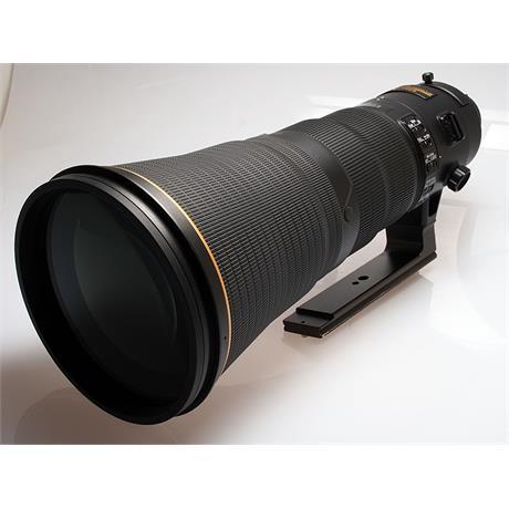 Nikon 600mm F4E FL ED VR AF-S thumbnail