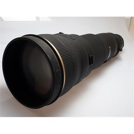 Nikon 600mm F4 AFS IFED thumbnail