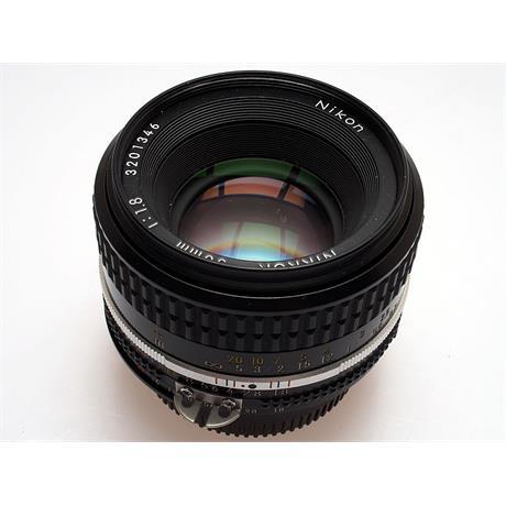 Nikon 50mm F1.8 AIS thumbnail